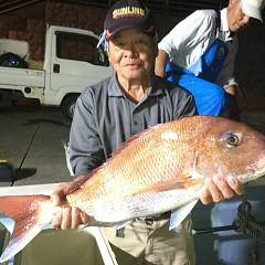 10月 12日(月) 午前・午後・ウタセ真鯛の写真その1
