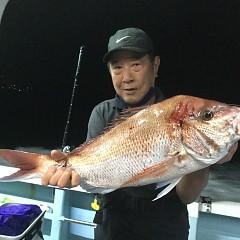10月 12日(月) 午前・午後・ウタセ真鯛の写真その3