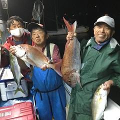 10月 15日(木) 午前・午後・ウタセ真鯛の写真その1