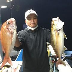 10月 16日(金) 午後・ウタセ真鯛の写真その2