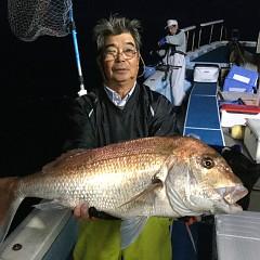 10月 16日(金) 午後・ウタセ真鯛の写真その4