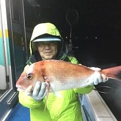 10月 16日(金) 午後・ウタセ真鯛の写真その6