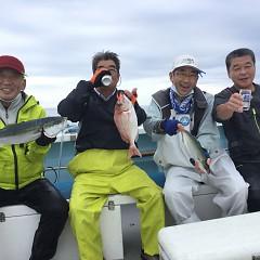 10月 16日(金) 午後・ウタセ真鯛の写真その7