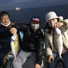 10月 18日(日) 午後・ウタセ真鯛の写真その2