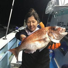 10月 18日(日) 午後・ウタセ真鯛の写真その4