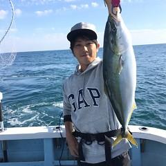 10月20日(火)午後便・ウタセマダイ釣りの写真その2
