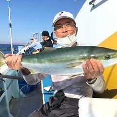 10月20日(火)午後便・ウタセマダイ釣りの写真その3