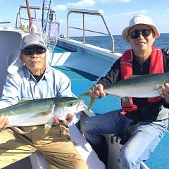 10月20日(火)午後便・ウタセマダイ釣りの写真その6