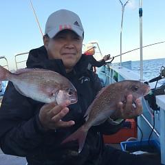 10月20日(火)午後便・ウタセマダイ釣りの写真その8