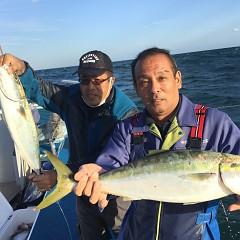 10月21日(水)午後便・ウタセマダイ釣りの写真その1
