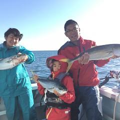 10月 24日(土) 午前便・ウタセ真鯛の写真その2