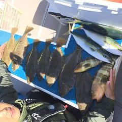 10月 31日(土) 午前便・ヒラメ釣りの写真その3