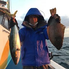 11月 11日(水)午前・午後・ヒラメ釣りの写真その4