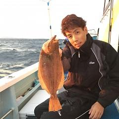 11月 11日(水)午前・午後・ヒラメ釣りの写真その5
