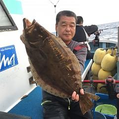 11月 13日(金) 午前・午後・ヒラメ釣りの写真その1