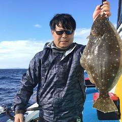11月 13日(金) 午前・午後・ヒラメ釣りの写真その2