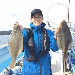 11月 16日(月) 午前・午後・ヒラメ釣りの写真その2