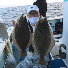 11月 16日(月) 午前・午後・ヒラメ釣りの写真その5