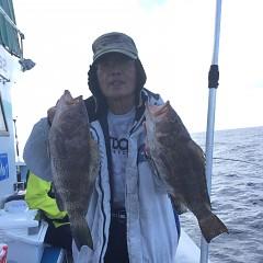 11月 19日(木) 午後・ヒラメ釣りの写真その3