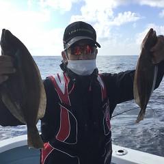 11月 19日(木) 午後・ヒラメ釣りの写真その4