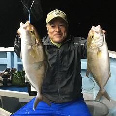 11月 19日(木) 午後・ウタセ真鯛の写真その2
