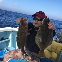 11月 19日(木) 午後・ヒラメ釣りの写真その5