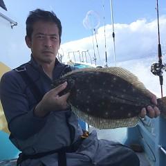 11月 19日(木) 午後・ヒラメ釣りの写真その6