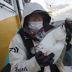 11月 19日(木) 午後・ヒラメ釣りの写真その8
