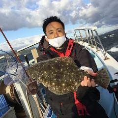 11月 21日(土) 午前便・ヒラメ釣りの写真その1