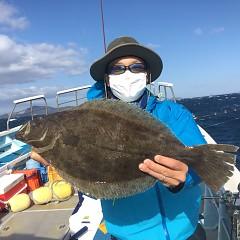 11月 21日(土) 午前便・ヒラメ釣りの写真その3