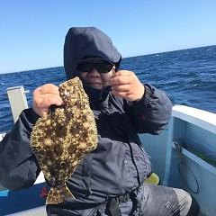 11月 21日(土) 午前便・ヒラメ釣りの写真その4