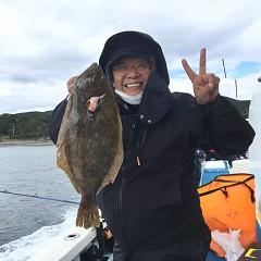11月 23日(月) 午前便・ヒラメ釣りの写真その5