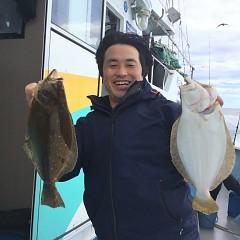 11月 23日(月) 午前便・ヒラメ釣りの写真その6