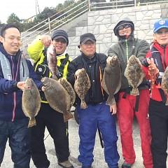 11月 23日(月) 午前便・ヒラメ釣りの写真その7