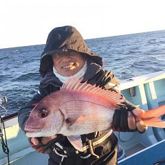11月 23日(月) 午後・ウタセ真鯛の写真その2