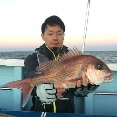 11月 23日(月) 午後・ウタセ真鯛の写真その3