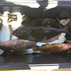 11月26日(木)午前便・ヒラメ釣りの写真その5
