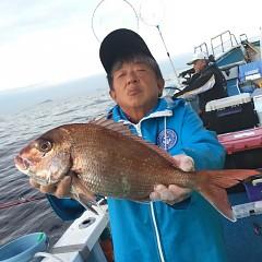 11月 27日(金) 午前・ヒラメ釣り 午後・ウタセ真鯛の写真その8