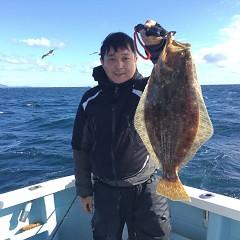 11月 28日(日) 午前・ヒラメ釣り 午後・ウタセ真鯛の写真その1