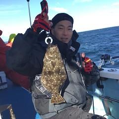11月 28日(日) 午前・ヒラメ釣り 午後・ウタセ真鯛の写真その2