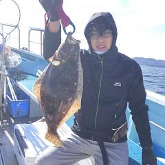 11月 28日(日) 午前・ヒラメ釣り 午後・ウタセ真鯛の写真その3