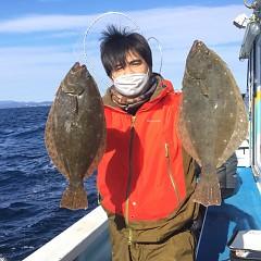 11月 29日(日) 午前・ヒラメ釣りの写真その2