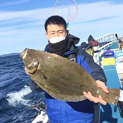 11月 29日(日) 午前・ヒラメ釣りの写真その3