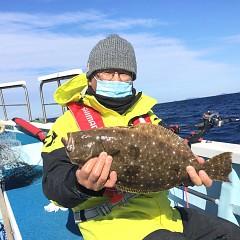 11月 29日(日) 午前・ヒラメ釣りの写真その5