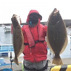 11月 30日(月) 午前便・ヒラメ釣りの写真その2