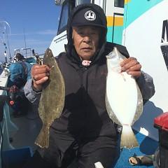 12月10日(木)午前・午後便・ヒラメ釣りの写真その3