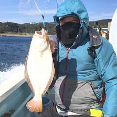 12月10日(木)午前・午後便・ヒラメ釣りの写真その4