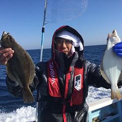 12月10日(木)午前・午後便・ヒラメ釣りの写真その6