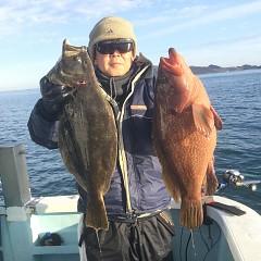 12月 27日(日) 午後便・イワシの泳がせ釣りの写真その4