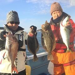 12月 27日(日) 午後便・イワシの泳がせ釣りの写真その5